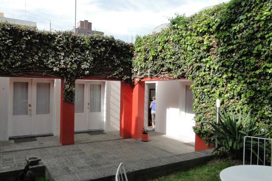 Hostal de la Rabida: Rooms