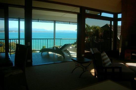 Bay Beach House : Breathtaking View