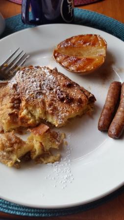 تشيستر هاوس إن: Breakfast Time!