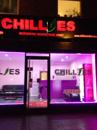 Chillies Indian Takeaway
