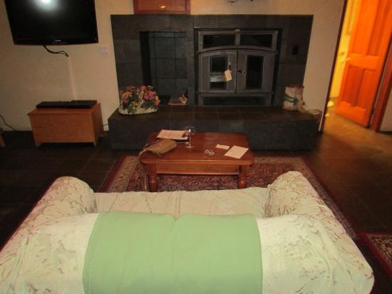 Sonoma Coast Villa & Spa : Sitting Area