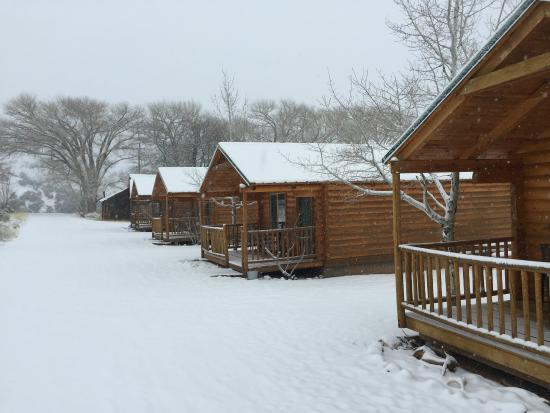 Faces west picture of cowboy homestead cabins torrey for Torrey utah lodging cabins