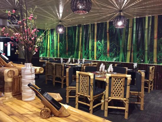 Bargara  Asian Cuisine: dinning room 2
