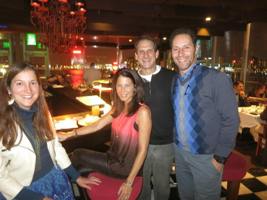Joe Muer Seafood: loving our night out