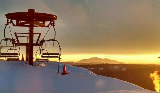 Mountain Lodge at Okemo: The view from SO103