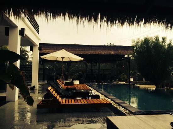 Villa Julius : pool