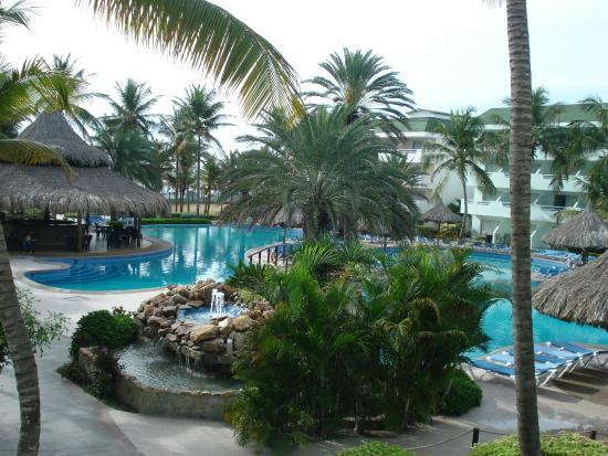 Isla Caribe Beach Hotel: paisaje hermoso