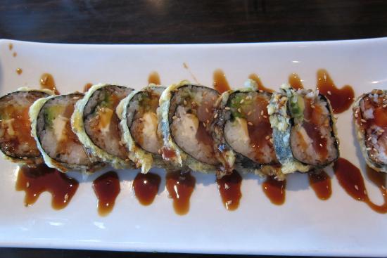 Sushi On Fire Long Beach