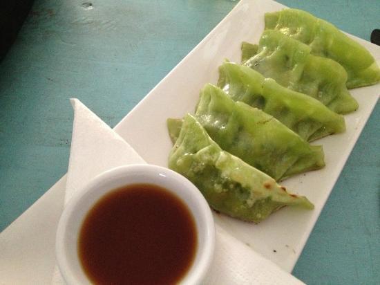 Tedder and Woodroffe: Dumplings