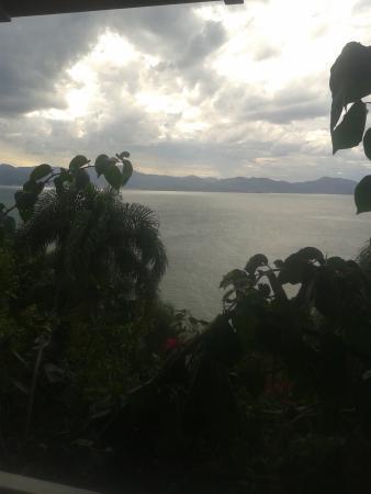 Cabanas do Araca Villa : Vista da área da cabana