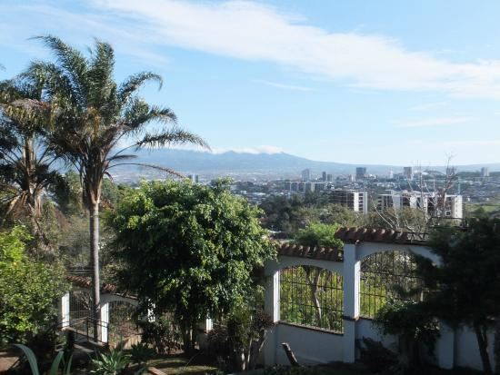 Posada El Quijote: view from the terrace