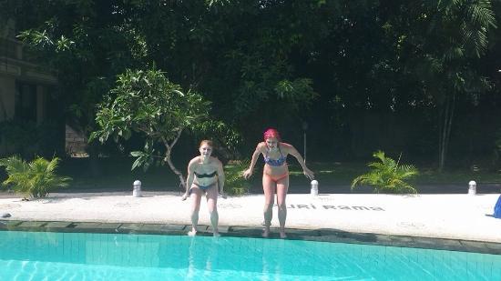 Troppo Zone Puri Rama Resort: Pool