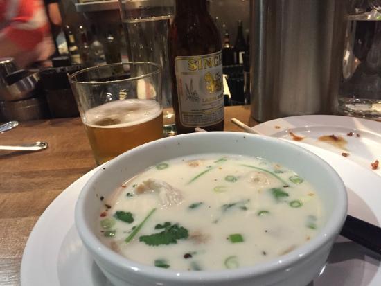 Teton Thai: Fantastic soup
