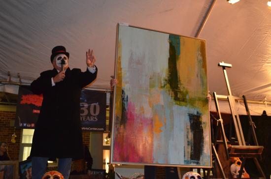River Oaks Square Arts Center: Van Gogh Gala