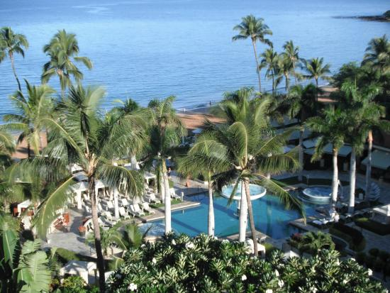 Four Seasons Resort Maui at Wailea: a room with a view