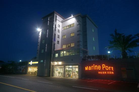 Marine Port Resort