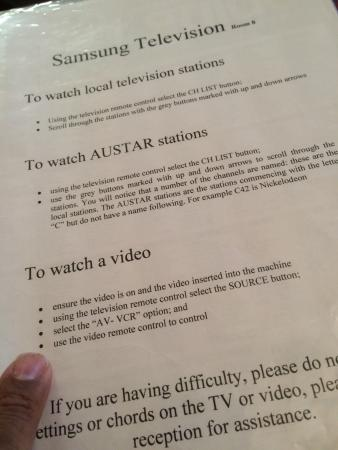 Mayfair on Cavell: Instructions for using the video player are included.
