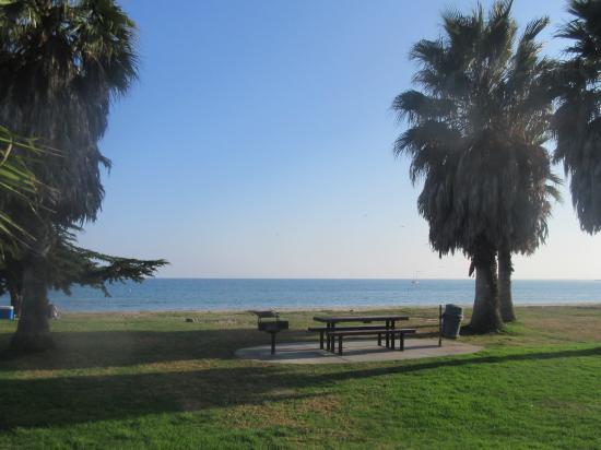 Goleta Beach Park County Ca