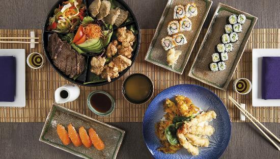Hatsuhana Japanese Restaurant: Early Bird Family banquet