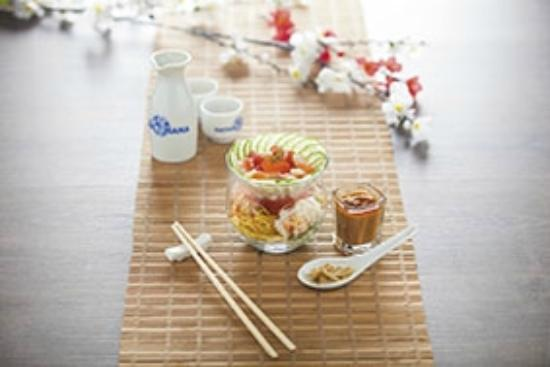 Hatsuhana Japanese Restaurant: A la Carte Menu