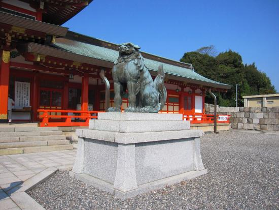 Gosha Shrine, Suwa Shrine