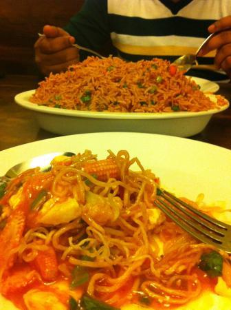 5 Spice : fried rice