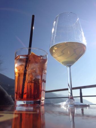 Enoteca 5 Terre: Aperol spritz