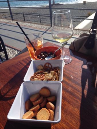 Enoteca 5 Terre: With drinks