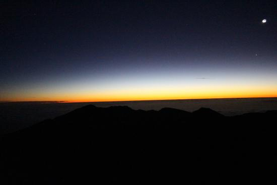 Mountain Riders : Top of Haleakala