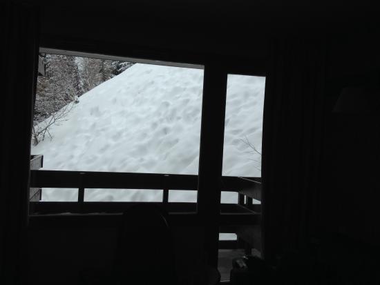 Apartamentos Maeva Plagne Lauze: enfermé dans une prison de neige