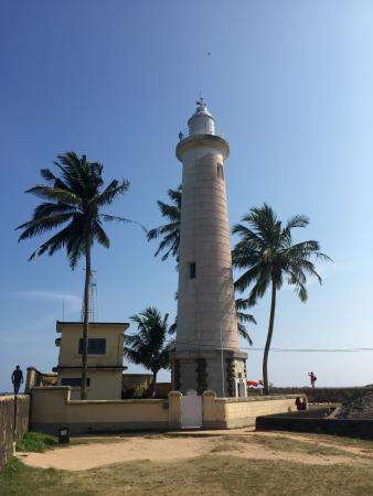 Galle Fort Lighthouse - Picture of Galle Fort  Galle - TripAdvisor