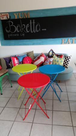 Baketta Cafe