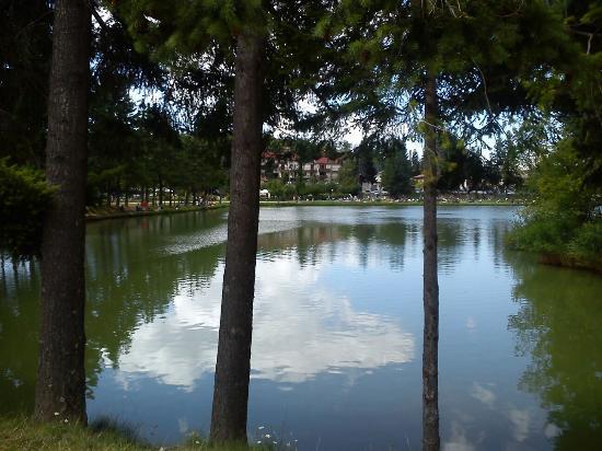 Lago di acquapartita foto di lago di acquapartita bagno - Parco laghi bagno di romagna ...