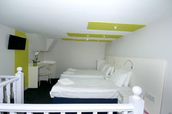 Best Western London Peckham Hotel Mezzanine Room