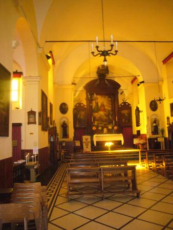 Church of San Francesco - Capuchin Friars Monastery : interno