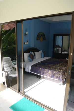 Sansuko Ville Bungalow Resort: la chambre