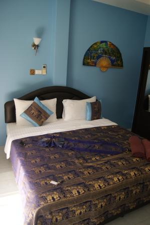 Sansuko Ville Bungalow Resort: la chambre 2