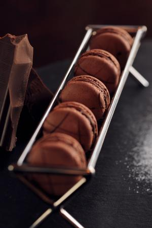 Filaments: Chocolate Macaroons