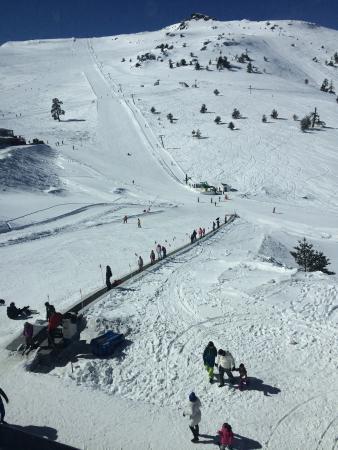 Pist Picture Of Kaya Palazzo Ski Mountain Resort Bolu Tripadvisor