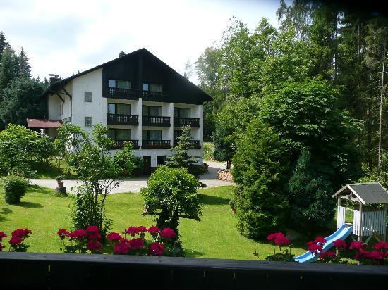 St Alexandersbad Hotel Marktredwitz