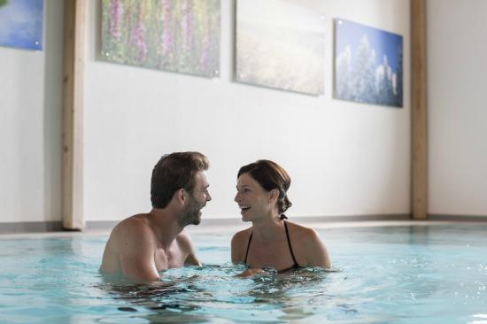 Moor & Mehr - BIO Kur-Hotel Bad Kohlgrub: Schwimmbad