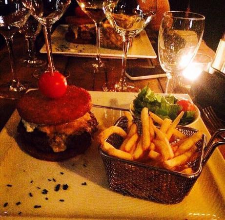 T\'chiz burger :) - Photo de le T\'chiz, Saint-Julien-les-Metz ...