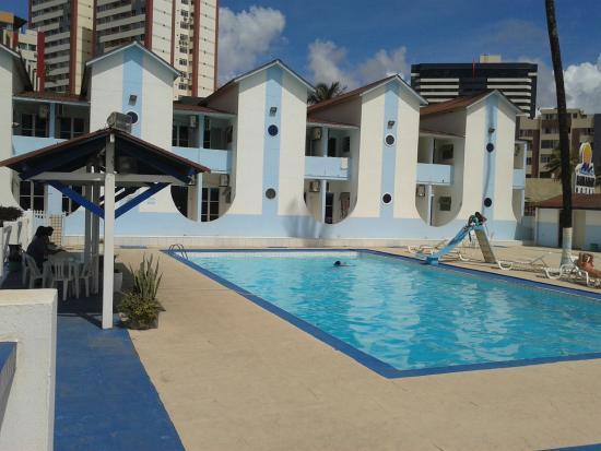 Hotel Alah Mar: vistas da piscina
