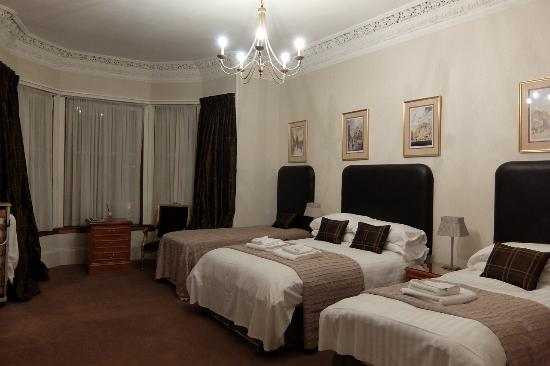 Abbotsford Guest House: 室内