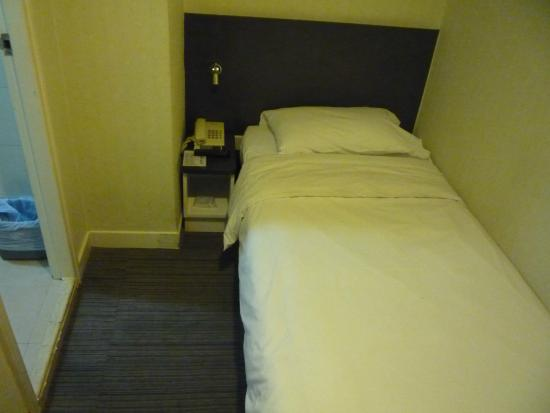 Goodrich Hotel: 客室