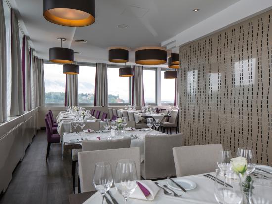 Austria Trend Hotel Europa Salzburg: Restaurant