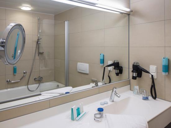 Austria Trend Hotel Europa Salzburg: Bathroom
