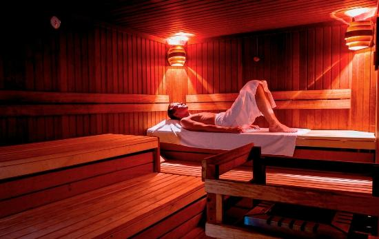 sauna picture of park inn by radisson berlin. Black Bedroom Furniture Sets. Home Design Ideas