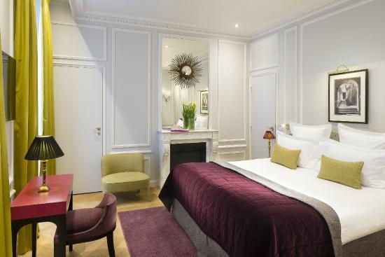 Bourgogne et Montana Hotel by MH