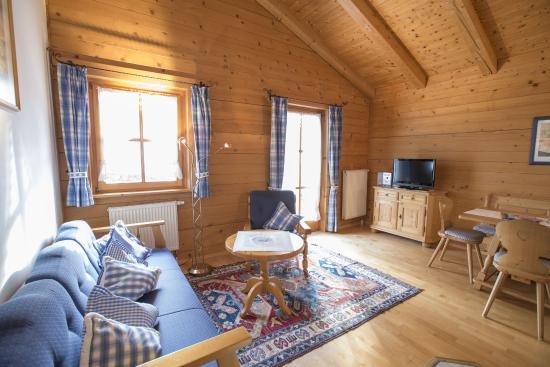 Moor & Mehr - BIO Kur-Hotel Bad Kohlgrub: Bio-Chalet-Suite Edelkastanie